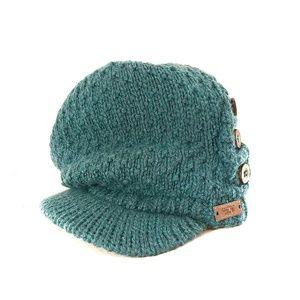 Mountain Hardwear Knit Hat Beanie Size Large